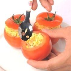 Cơm chiên cà chua 3